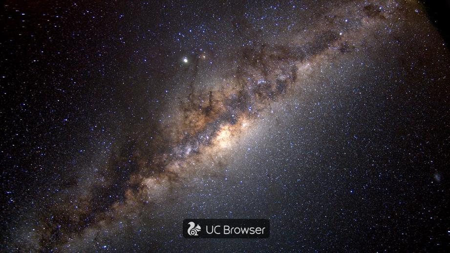 Млечный Путь оказался окружен гигантской пустотой