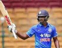 Sanju Samson created history, scored a double century in ODIs, broke Rohit Sharma's record