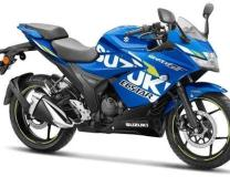 Suzuki Gixxer SF155 Moto GP Edition is Launched