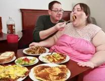 5 most fat people in the world, their weight will surprise you, no.1 weighs 500kg
