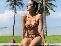 Nushrat Bharucha gives bikini body goals in vacation pictures